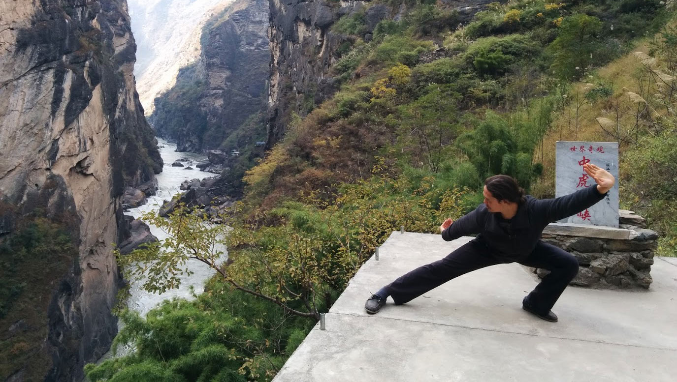 A Season in China to Study Kung Fu